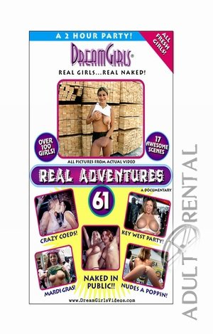 Real Adventures 61 Porn Video