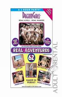 Real Adventures 62 | Adult Rental