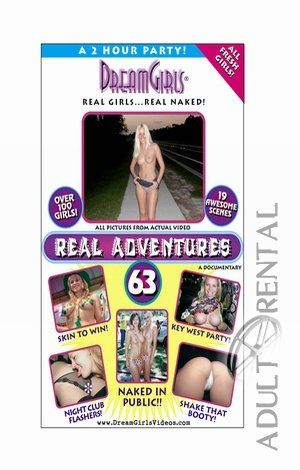 Real Adventures 63 Porn Video Art
