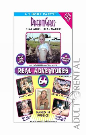 Real Adventures 64 Porn Video