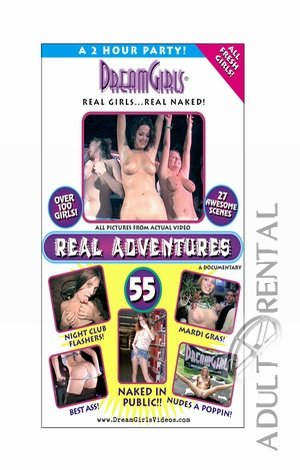 Real Adventures 55 Porn Video