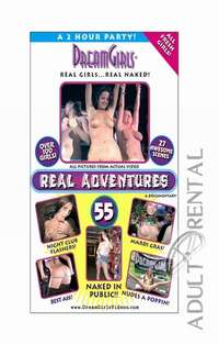 Real Adventures 55 | Adult Rental
