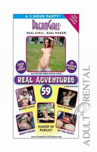 Real Adventures 59 | Adult Rental