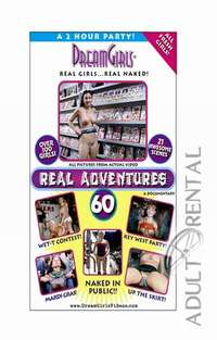 Real Adventures 60 | Adult Rental
