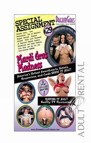 Special Assignment 29 Porn Video Art
