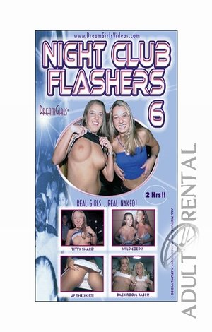 Night Club Flashers 6 Porn Video Art