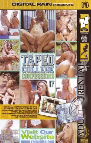 Taped College Confessions 17 Porn Video Art
