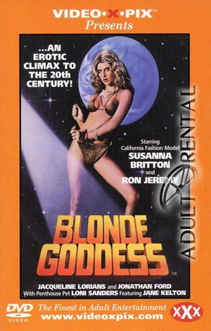 Blonde Goddess Porn Video Art