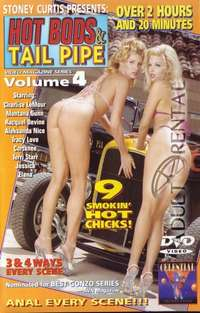 Hot Bods & Tail Pipe Volume 4 | Adult Rental
