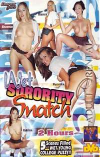 Wet Sorority Snatch | Adult Rental