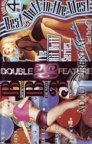 Best Butt in the West 3 & 4: Double Feature Porn Video