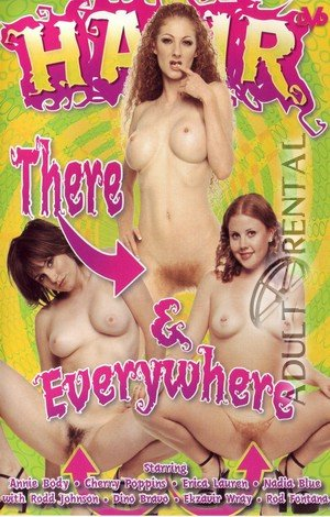 Hair There & Everywhere Porn Video Art