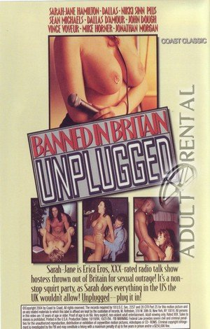 Banned In Britain: Unplugged Porn Video Art
