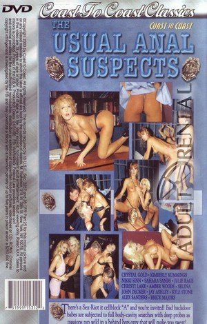 The Usual Anal Suspects Porn Video Art