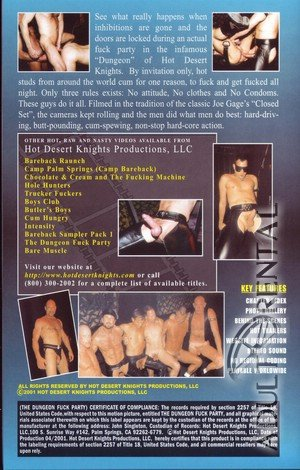 The Dungeon Fuck Party Porn Video Art