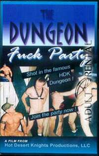 The Dungeon Fuck Party | Adult Rental