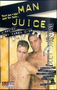 Man Juice | Adult Rental