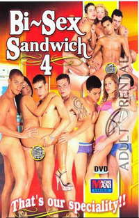 Bi-Sex Sandwich 4 | Adult Rental