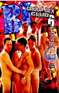Bi Group Sex Club 6 | Adult Rental