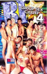 Bi Group Sex Club 4 | Adult Rental