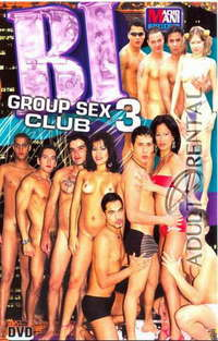 Bi Group Sex Club 3 | Adult Rental