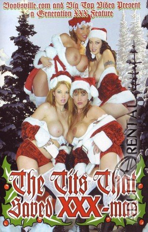 The Tits That Saved XXX-Mas Porn Video Art