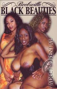 Boobsville Black Beauties | Adult Rental