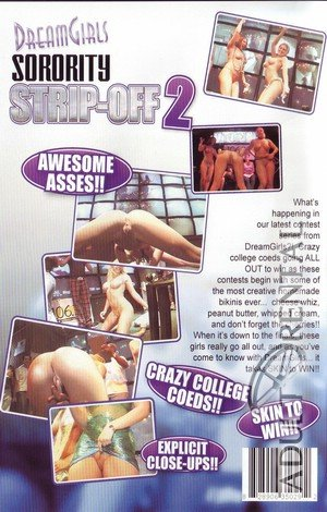 Sorority Strip-Off 2 Porn Video Art