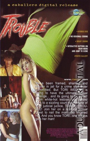 Trouble Porn Video Art