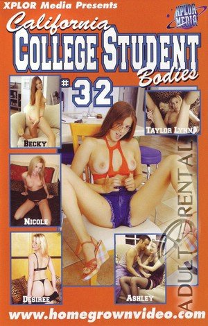 California College Student Bodies #32 Porn Video Art