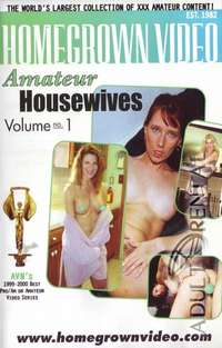 Homegrown Video: Amateur Housewives 1 | Adult Rental