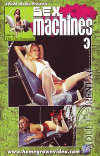 Sex Machines 3 | Adult Rental