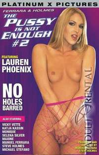 The Pussy Is Not Enough #2 | Adult Rental