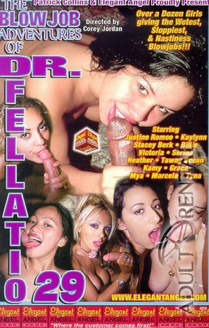 The Blowjob Adventures Of Dr.Fellatio 29 Porn Video
