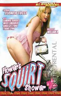 Flower's Squirt Shower | Adult Rental