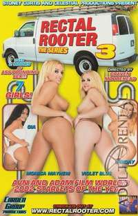Rectal Rooter The Series 3 | Adult Rental
