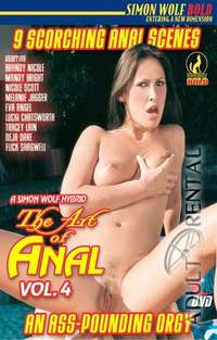 Art Of Anal 4