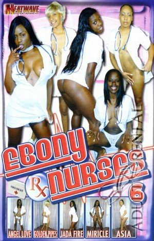 Ebony Nurses 6 Porn Video