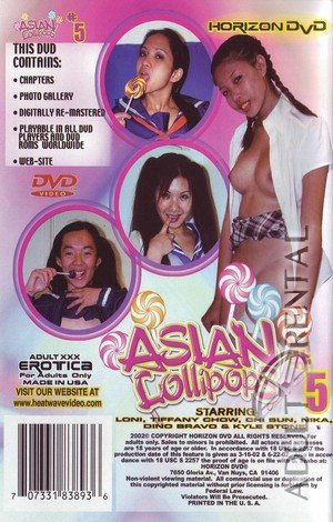 Asian Lollipops #5 Porn Video Art