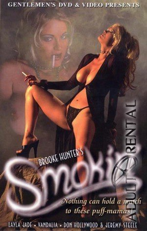 Brooke Hunter's Smokin' Porn Video Art