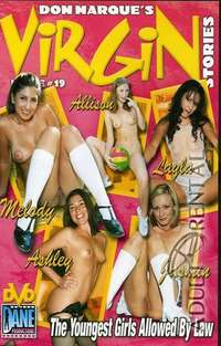 Virgin Stories Issue #19 | Adult Rental