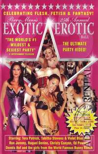 25th Anniversary Exotic Erotic Ball | Adult Rental