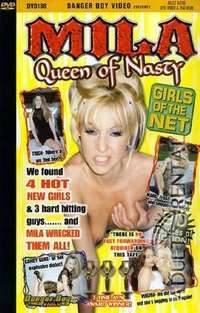 Mila Queen Of Nasty: Girls Of The Net | Adult Rental