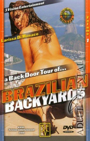Brazilian Backyards Porn Video Art