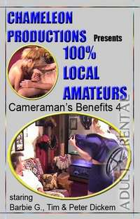 Cameraman's Benefits 4 | Adult Rental