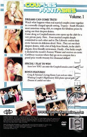 Couples Fantasies Vol. 1 Porn Video Art