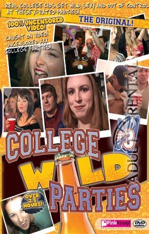 College Wild Parties 3 Porn Video