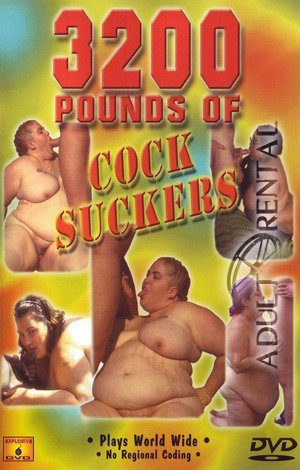 3200 Pounds Of Cocksuckers Porn Video Art