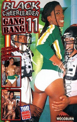 Black Cheerleader Gang Bang 11 Porn Video