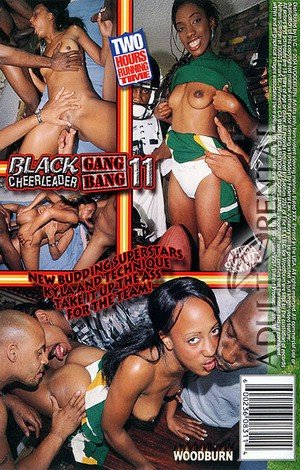 Black Cheerleader Gang Bang 11 Porn Video Art